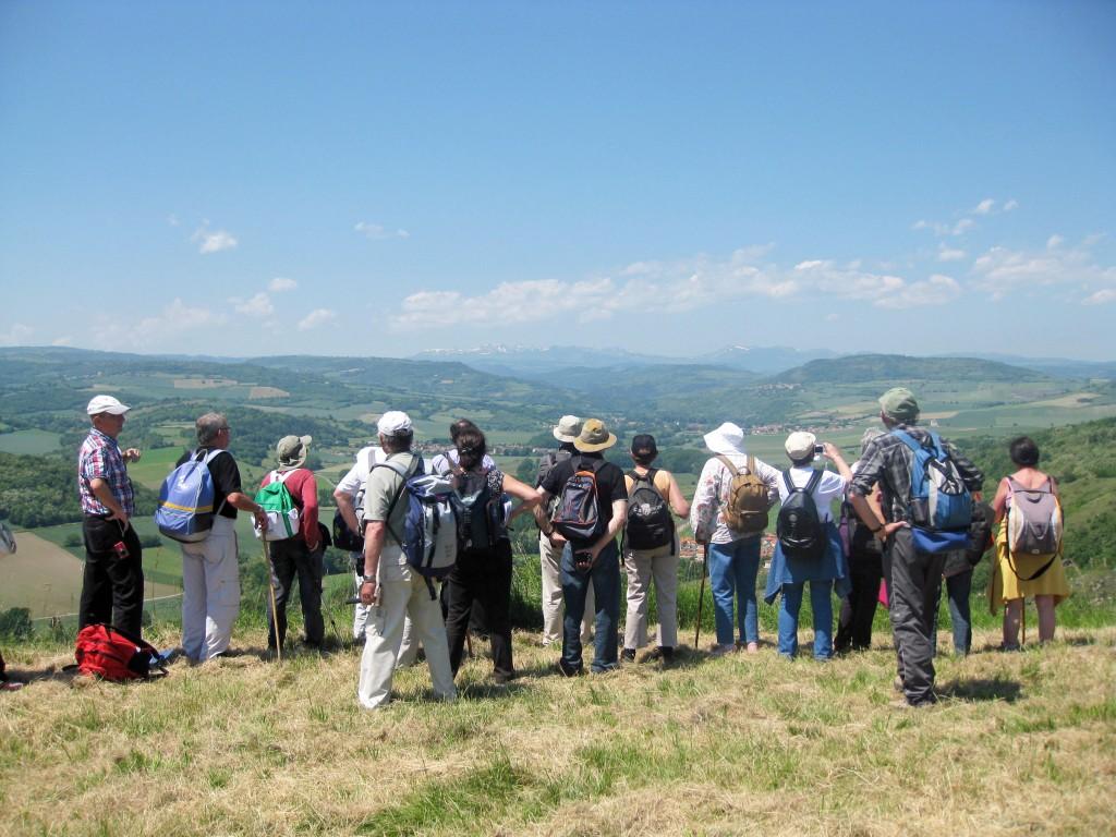 AVG. 2013.06.16. Au sommet du Plateau de Perrier près d'Issoire
