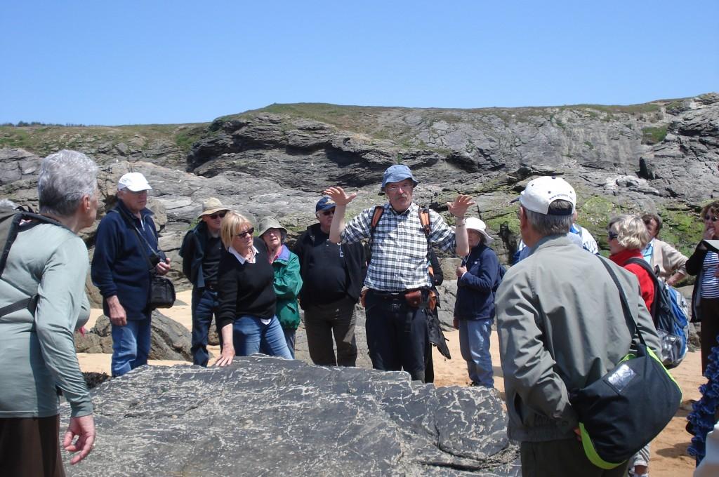 AVG. 2013.05.25. L'Île d'Yeu - Hervé Diot en pleine explication
