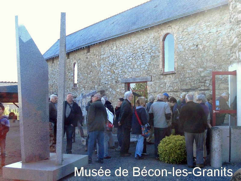 Musée Bécon les granits