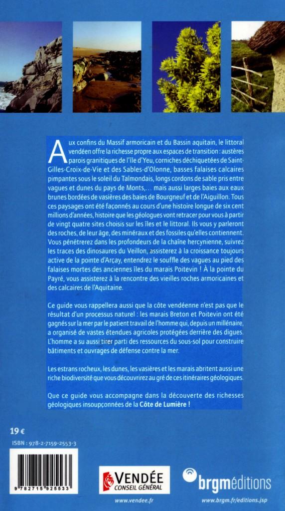 Guide des curiosités géologiques de la Vendée.3