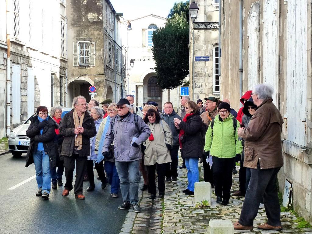 AVG. 2015.02.21. La Rochelle - Le groupe emmené par Christian Moreau