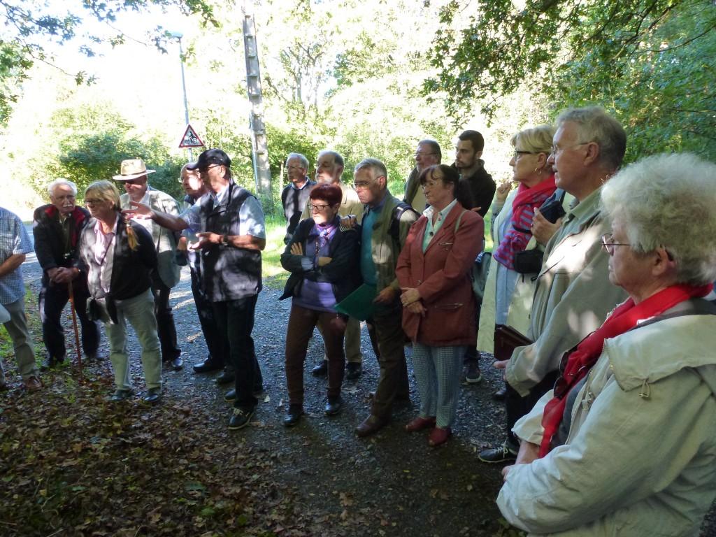 AVG. 2014.10.18. La Roche-sur-Yon - Journée TP sol - sous-sol et vin