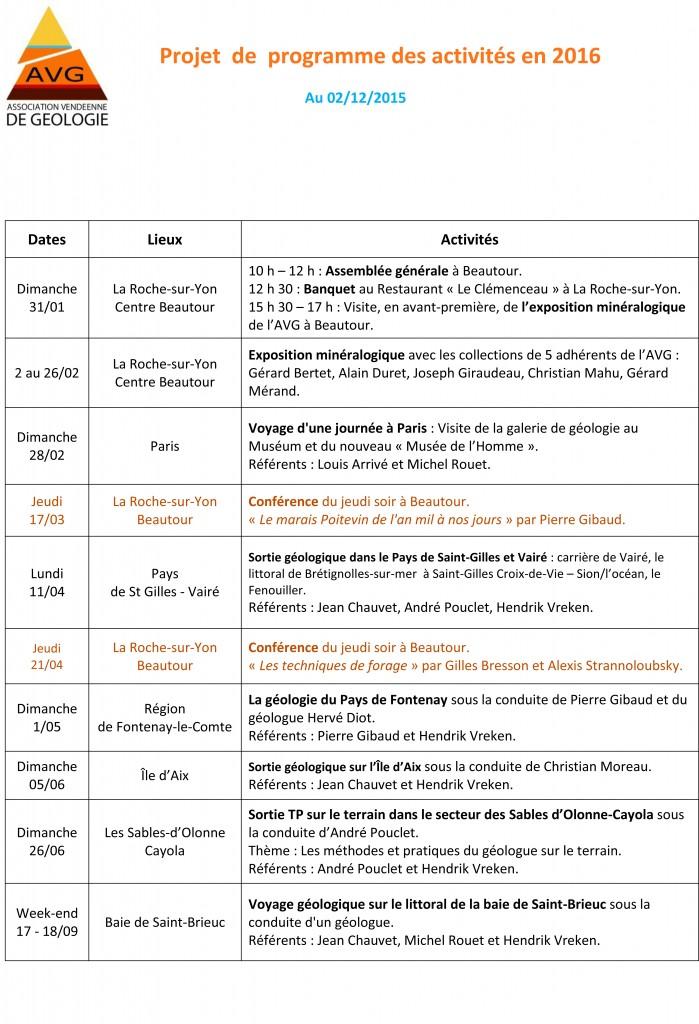 2015.12.02. Programme 2016 AVG