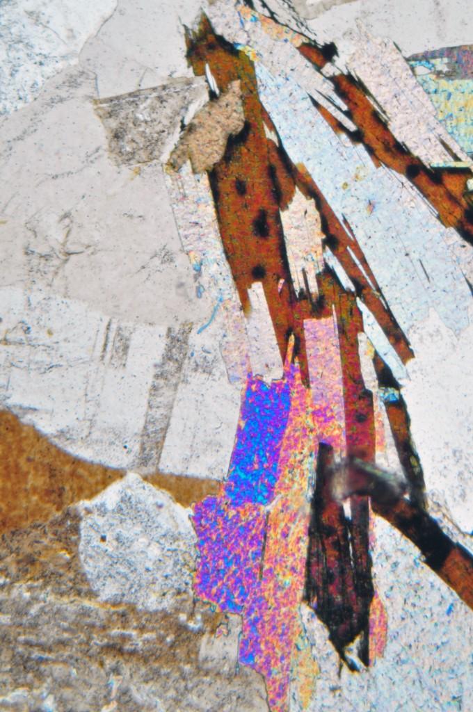 Granite à 2 micas en LPA