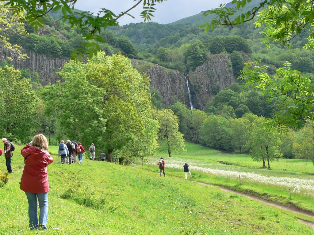 AVG. 2015.06.26. Sortie Cantal - La cascade de Faillitoux