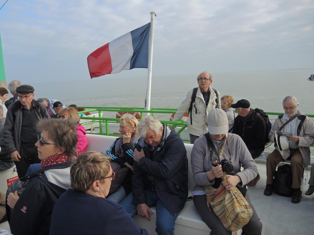 AVG. 2016.06.05. Île d'Aix - Traversée Fouras - Île d'Aix