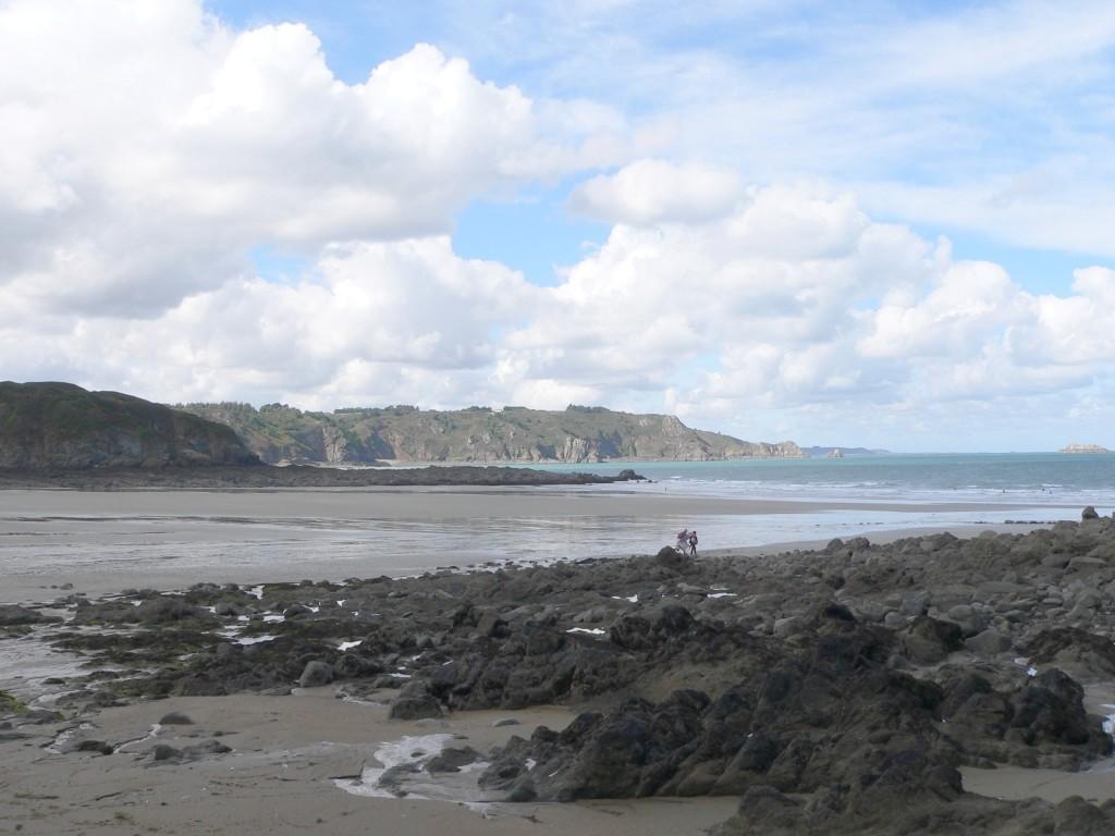 AVG. 2016.09.17. Port Goret - Vue sur la falaise de Plouha